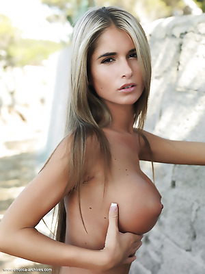 Errotica-Archives  Nessa  Boobs, Pussy, Outdoor, Softcore, Erotic, Tits, Breasts