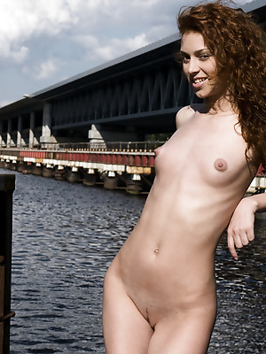 Erotic Beauty  Talia A  Petite, Beach, Boobs, Softcore, Tits, Erotic, Nipples, Breasts